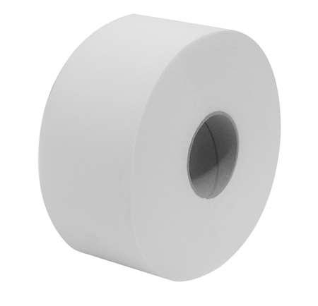 AMOOS 70556 Papier Hygi/énique Domestique 2 Plis Compact Paquet de 6 Rouleaux Blanc